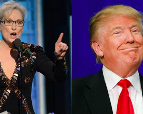 Yes, I'm the most overrated actress: Meryl Streep on Donald Trump's remark