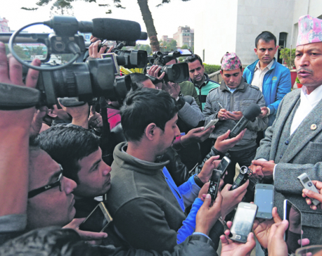 Opposition to allow amendment bill if UDMF agrees to local polls