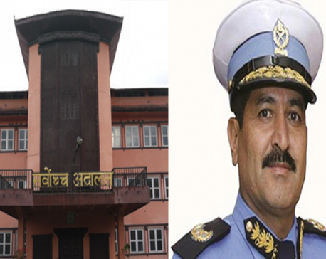 SC annuls Chand's appointment as IGP