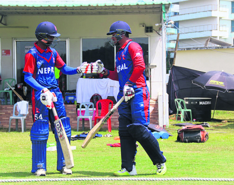 Nepal signs off with win over Hong Kong