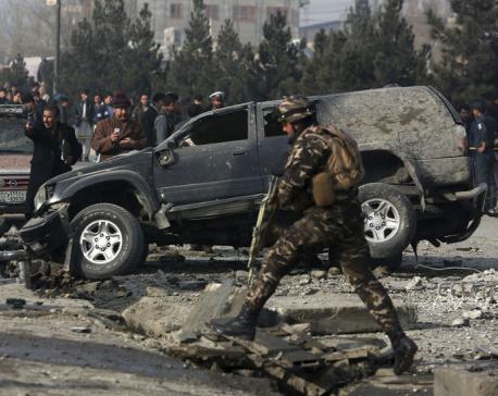 Bomb blast kill 20, wounds at least 50 in northwest Pakistan