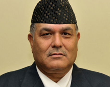 Lokman Singh Karki cannot be impeached:  Parliamentary panel