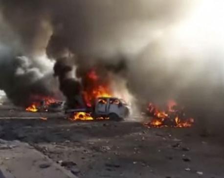 UN: At least 6,878 civilians killed in Iraq violence in 2016