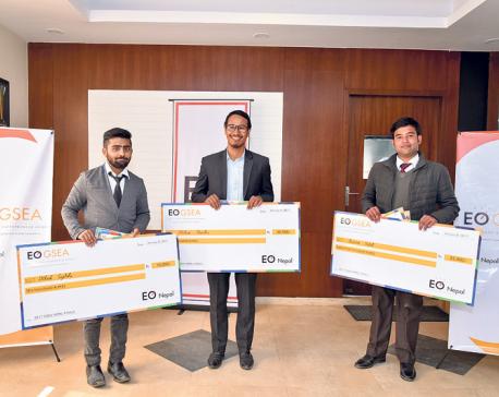 Nishan Shrestha to compete in global finals