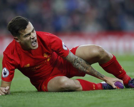 Klopp rules out La Liga move for Coutinho