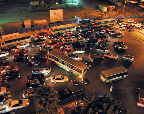 Types of drivers around Kathmandu