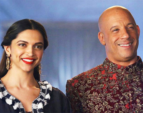 Deepika is a queen, an angel and a blessing: Vin Diesel