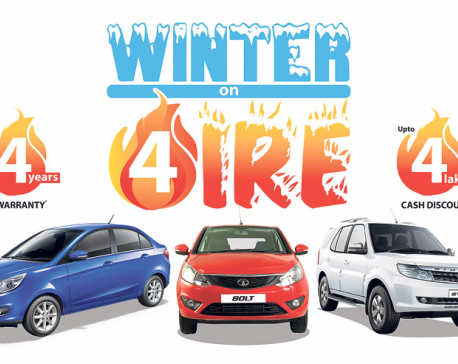 Tata launches 'Winter On Fire' scheme on Bolt, Storme, Zest
