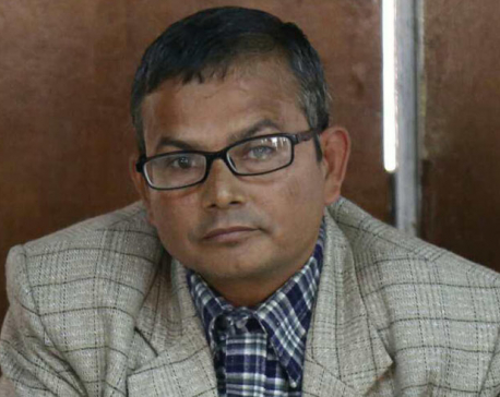 Dor Prasad Upadhyay elected PAC chair