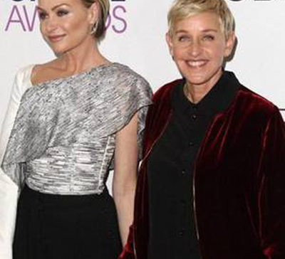 Ellen Degeneres makes history at People's Choice Awards 2017