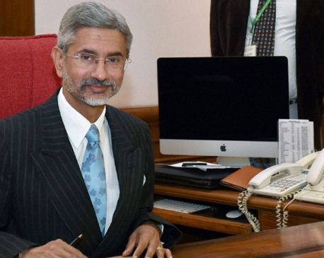 Indian Foreign Secretary S Jaishankar given one year extension of service