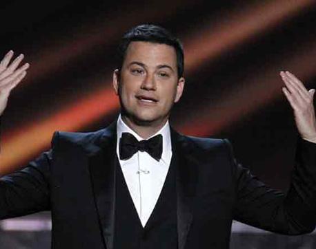 Jimmy Kimmel mocks Donald Trump on show