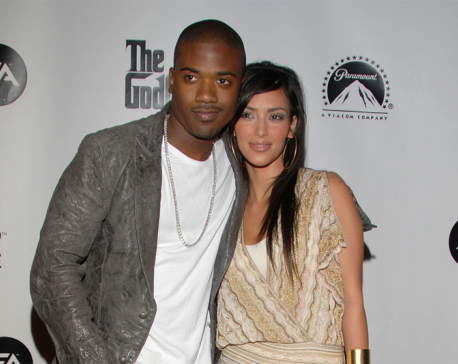Ray J accuses Kim Kardashian of cheating on him