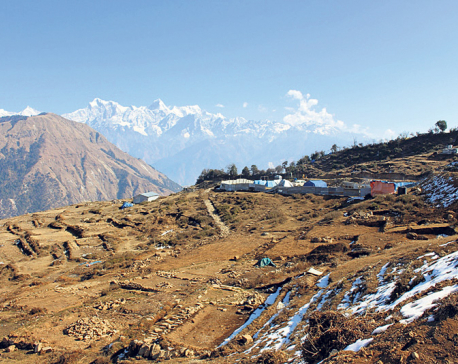 Laprak quake victims dismayed by NRNA's terms