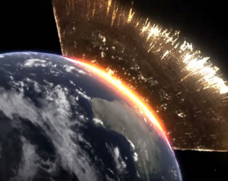 Scientists working on deflecting asteroids headed forEarth