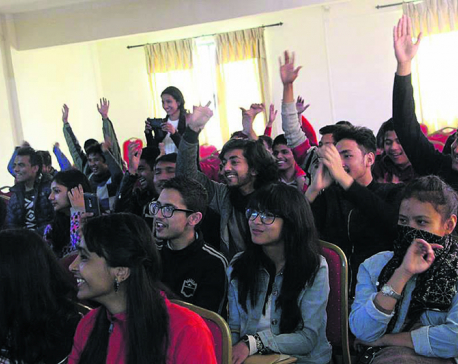 Smart Club holds 532nd session