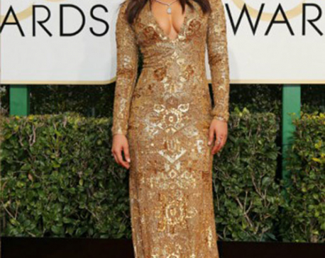 It's a good time for me: Priyanka Chopra at Golden Globes