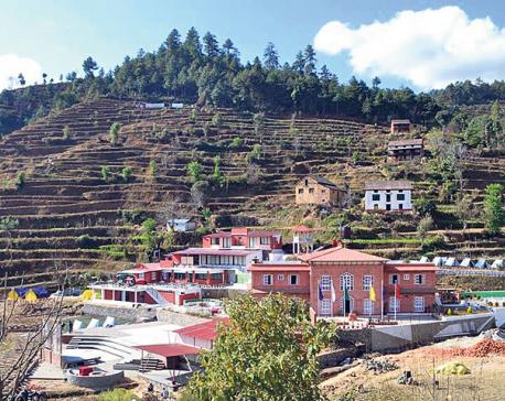 Escape the hubbub and promote rural tourism