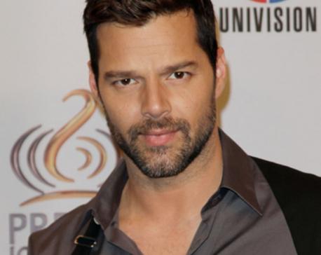 Ricky Martin's sons his toughest critics