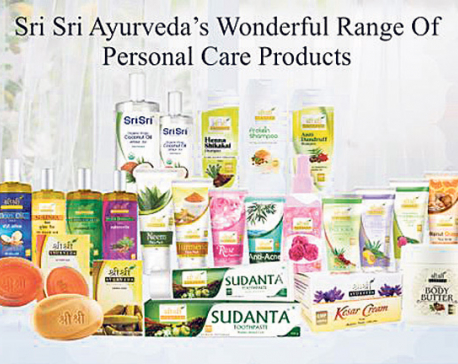 Sarva Ayurveda launches beauty products