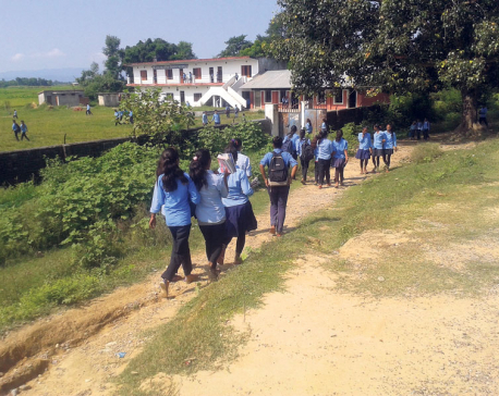 Government school's dilemma: Free or quality education?