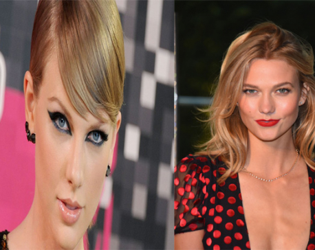 Karlie Kloss refused TV interview over Taylor Swift