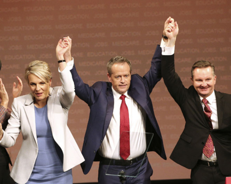 Australian opposition concedes defeat in tight election