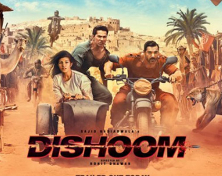 'Dishoom': Stylized action and entertainment