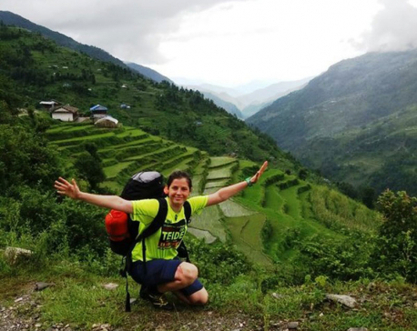 Romanian trekker goes missing in Annapurna circuit