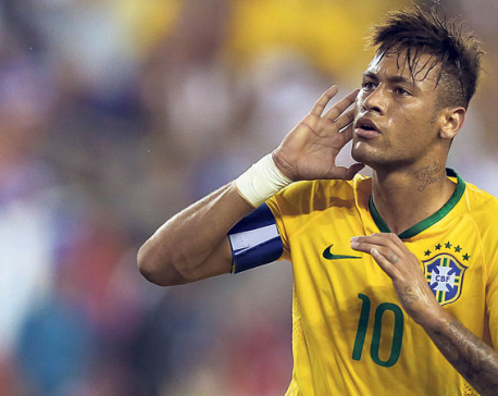 All eyes on Neymar at men's Olympic