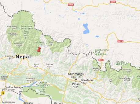4.3-magnitude aftershock jolts western Nepal
