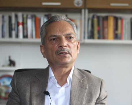 Stability not possible through parliamentary system: Bhattarai