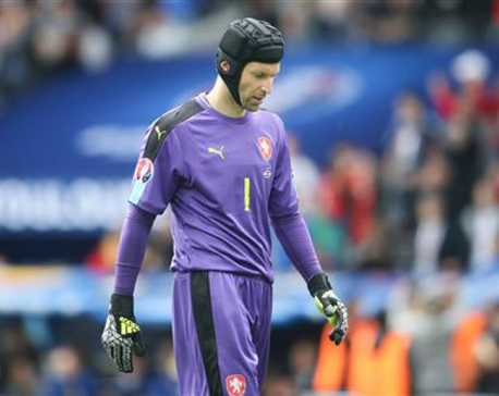 Goalkeeper Petr Cech retires from international football