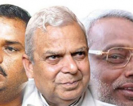 Madhesi Morcha on verge of split over formation of new govt