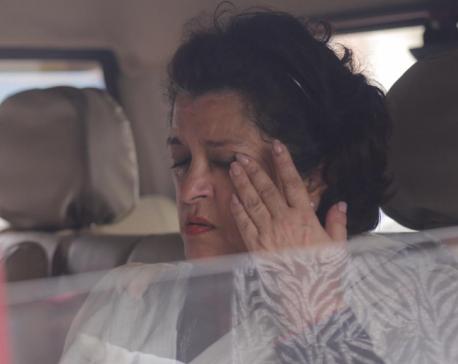 Sujata breaks down in tears after meeting Shashank