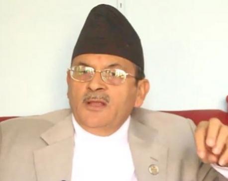 Minister Pandey refutes govt change rumors