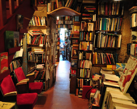 Beautiful bookstores around the world