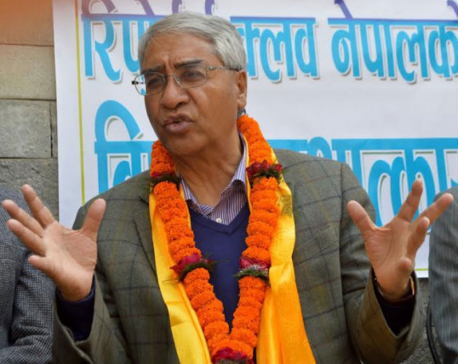 Govt moving on arbitrarily: Deuba