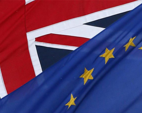 The Brexit shock, but no effect in Nepal