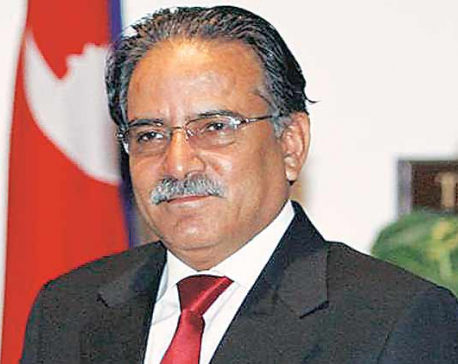 Distribution of saris won't attract voters: Dahal