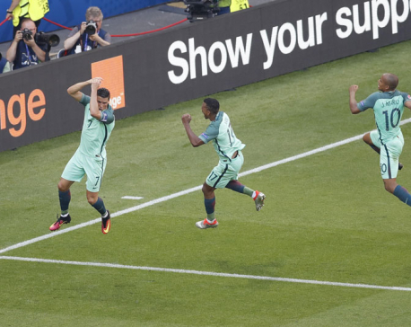 Sneaked into last 16, Portugal must start winning matches