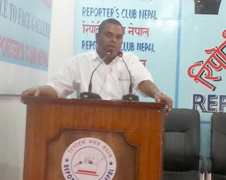 Constitution amendment is Nepal's internal affair, says Yadav