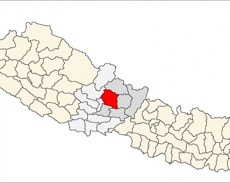 Motorcyclist dies in Pokhara road accident