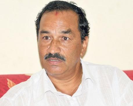 Thapa elected RPP chair