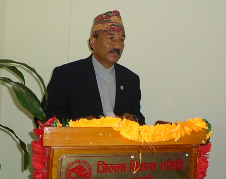 Local poll will not be postponed under any pretext: DPM Thapa