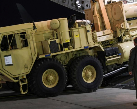 South Korea complains to WTO over China response to missile system