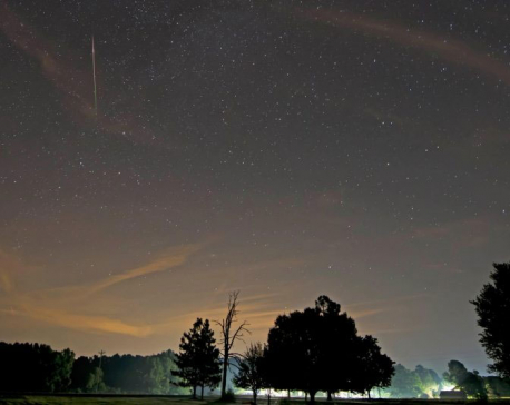 Brightest meteor shower to be visible tonight