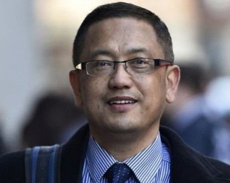 UK court acquits Col Lama in one case