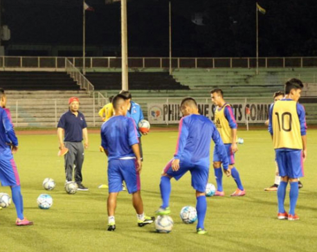 Nepal must play to its potential: Coach Koji