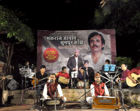 Satya-Swaroop concert a birthday tribute to father